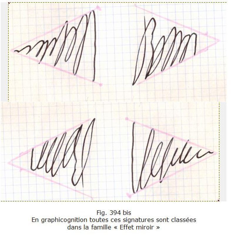 Autoanalyse de la signature page 2 for Gimp effet miroir